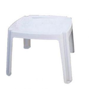 שולחן בריכה לבן