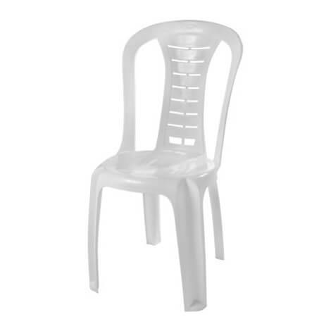כיסא גינה דוד לבן