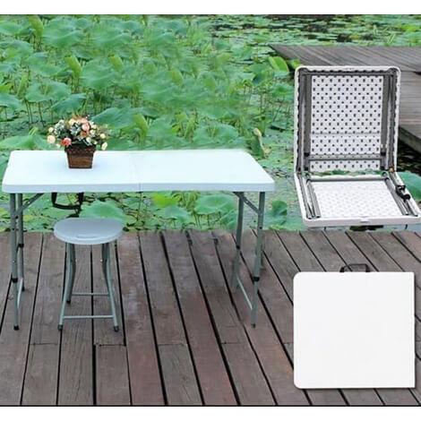 """שולחן מתקפל מיני עומר - 120 ס""""מ"""