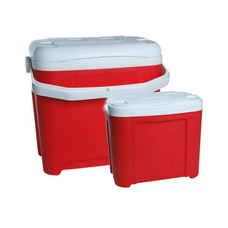 FOOD HAMPER 10/26 LTR RED
