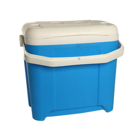 FOOD HAMPER 26 LTR BLUE