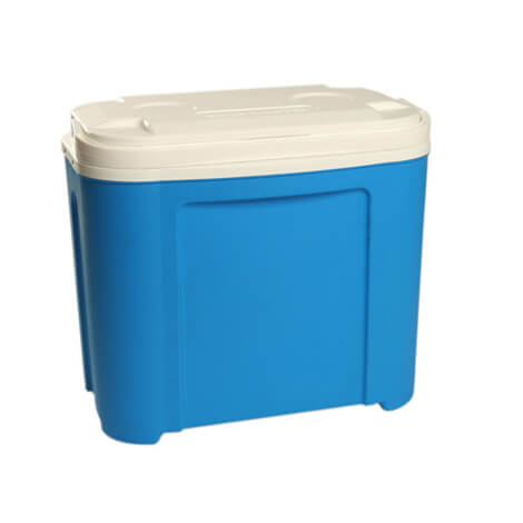 FOOD HAMPER 10 LTR BLUE