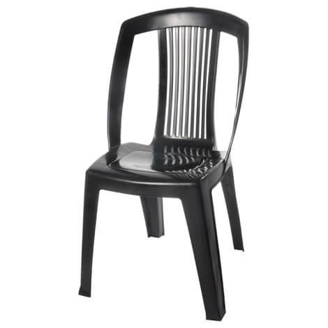 כסא גינה יונתן - שחור