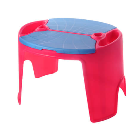 TAI-TAI pink ACTIVITY TABLE
