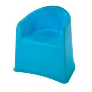 TAI-TAI KIDS' BLUE CHAIR