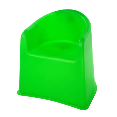 TAI-TAI KIDS' GREEN CHAIR
