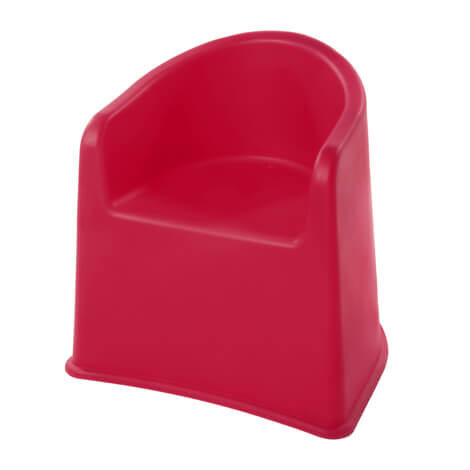 TAI-TAI KIDS' RED CHAIR