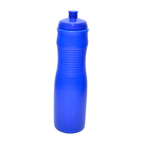 blue sport bottle 750 ml